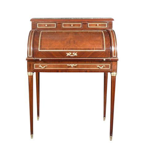 bureau de style mode scrivania cilindrica in stile luigi xvi mobili in stile