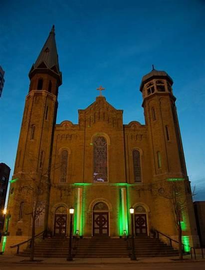 Chicago Churches Church Historic St Patrick Cbs