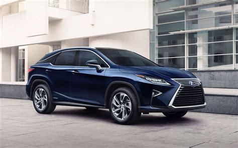 2018 Lexus Rx 450h Hybrid Unveiled At New York Auto Show