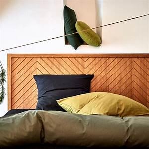 Lit 180x200 Alinea : t te de lit 20 mod les d co c t maison ~ Teatrodelosmanantiales.com Idées de Décoration
