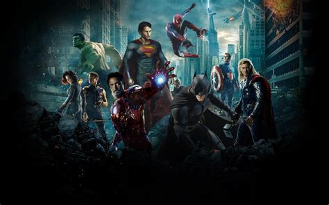Animated Superheroes Hd Wallpapers - wallpapers wallpaper cave