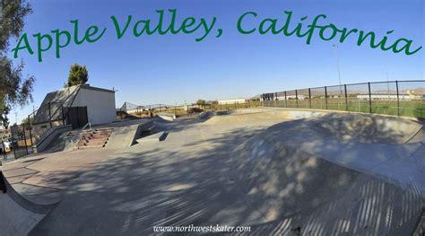 t equipment apple valley california skatepark