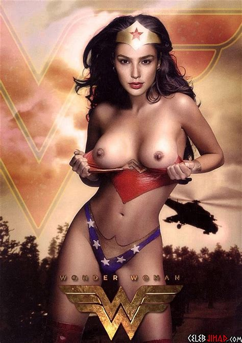 Gal Gadot Nude As Wonder Woman Scandal Planet