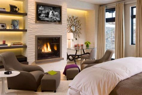 Bedroom Combination Fireplace by 50 Bedroom Fireplace Ideas Fill Your Nights With Warmth