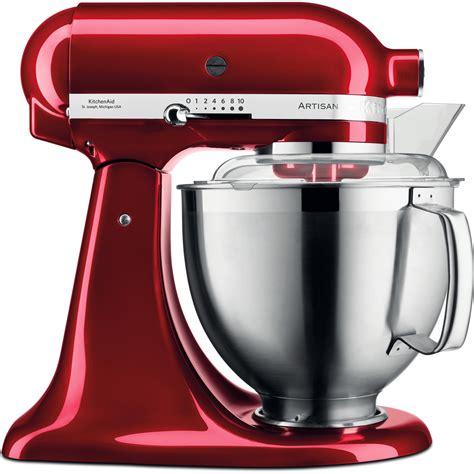 Kitchenaid Mixer Vector by Artisan 4 8 L Tilt Stand Mixer 5ksm185ps Kitchenaid Uk
