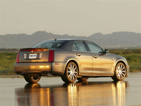 Cadillac Sts History, Photos On Better Parts Ltd
