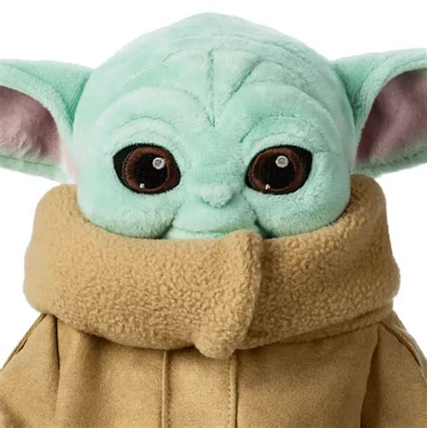 New Baby Yoda The Child Plush (Actual Plush) For Pre-Order ...