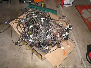 1996 Bmw 328i Engine Wire Harness