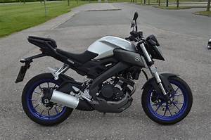 125 Motorrad Yamaha : yamaha mt 125 test motorrad fotos motorrad bilder ~ Kayakingforconservation.com Haus und Dekorationen