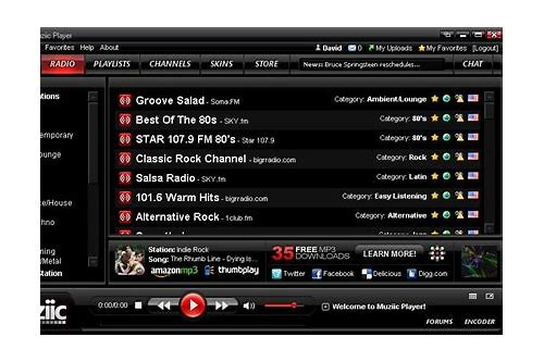 online radio stations download