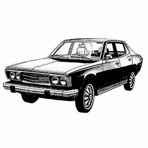 Datsun 610 - Service Manual    Repair Manual