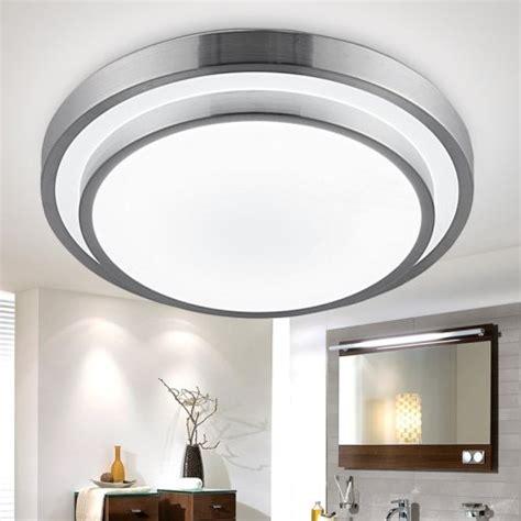 Lightinthebox Modern Round Flush Mount Led Ceiling Light