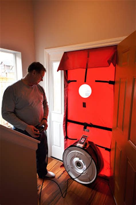 how much does a blower door test cost miranda homes another blower door test