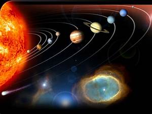 Mr. Valentine's Solar System Webquest - The Universe