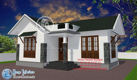 Home Design 8 Lakh : Kerala New Style Home Design [10 Lakh]