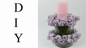Blumendeko Selber Machen : blumendeko mit flieder selber machen floristik anleitung raumdekoration youtube ~ Markanthonyermac.com Haus und Dekorationen