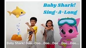 baby shark song sing a with lyrics baby shark