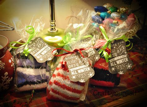 christmas gift ideas with socks last minute gift ideas craft