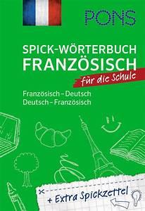 Französisch Buch A Plus : pons spick w rterbuch franz sisch f r die schule pons ~ Jslefanu.com Haus und Dekorationen