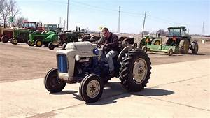 Ford 4000 Lp Tractor For Auction