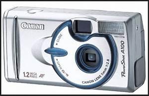 Canon Powershot A100 Manual  Free Download User Guide Pdf