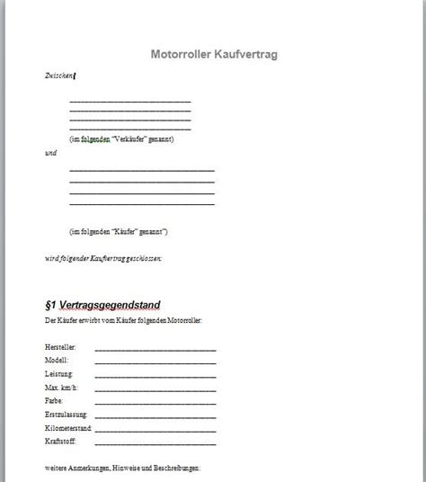 Maybe you would like to learn more about one of these? Mechanismus in Autos: Kaufvertrag roller privat pdf