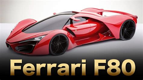 upcoming ferrari  concept review price youtube