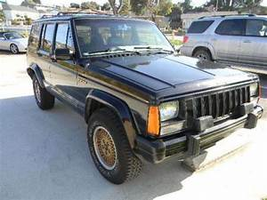 Find Used 1987 Jeep Cherokee Limited Sport Utility 4