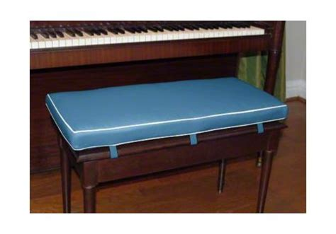 piano bench cushion deluxe custom piano bench cushion cushion source ca