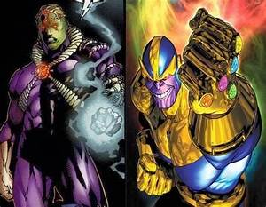 Which pair would win in a fight, Braniac and Thanos vs ...