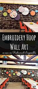100 how to make wall art make an engineering print into With kitchen cabinets lowes with embroidery hoop fabric wall art