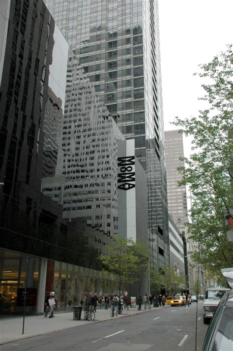 Museum Modern New York by Museum Of Modern Newyork De