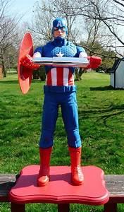 Captain, America, Unique, Toilet, Paper, Holder, Tp, Holder