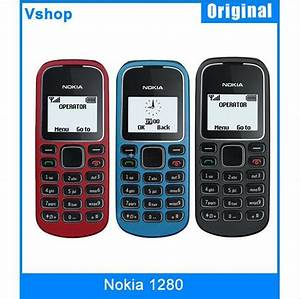 Mobile Phone Nokia 1280 Unlocked Wholesale 1280 Gsm Cheap