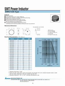Smt Power Inductor Siwc1335 Manuals