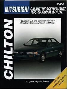 Mitsubishi Galant Service Manuals Free Download
