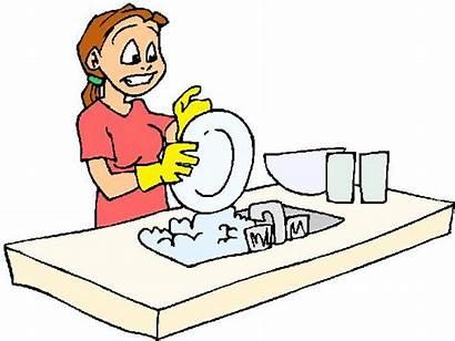 Clip Washing Cleaning Dishes Wash Laundry Ergotherapie