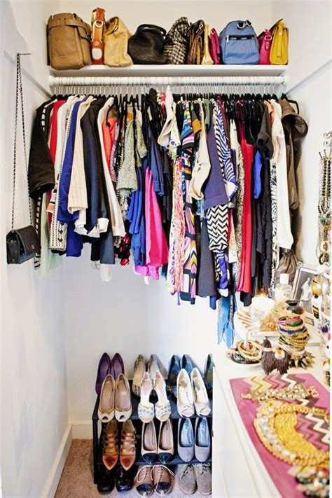 8 ways to organize bedroom closet