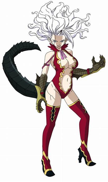 Mirajane Strauss Tail Fairy Anime Wiki Wikia