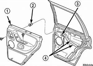 2008 Jeep Grand Cherokee Door Diagram  Jeep  Auto Parts