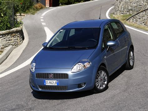 Fiat Grande Punto Natural Power Picture 58872 Fiat