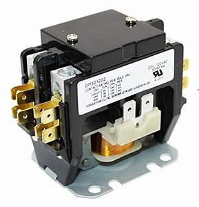 20 Amp Contactor Wiring Diagram