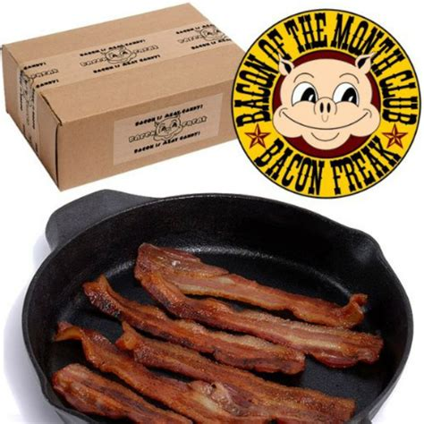 bacon of the month club 12 things your dog would buy if they could shop online barkpost