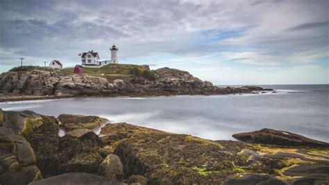 Nubble Lighthouse York United States Photo by Sam Swan