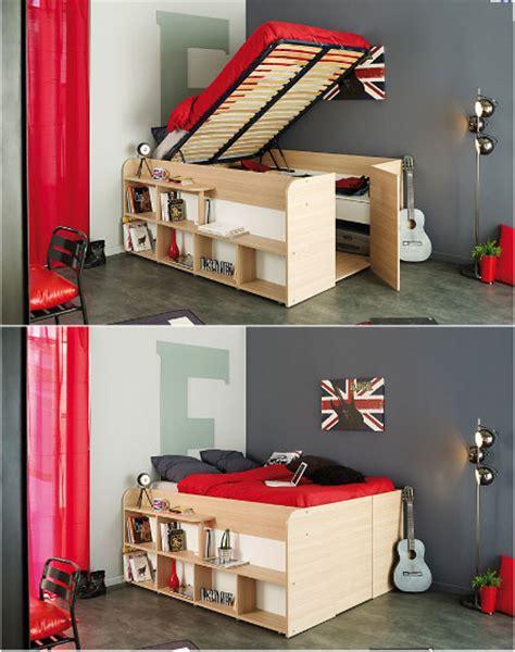 lit chambre ado lit ado 2 places studio secret de chambre