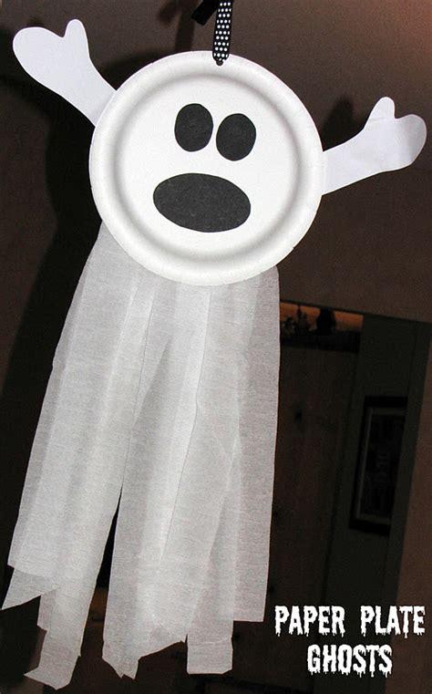 paper plate ghost atividades educativas fazendo fantasminha para o dia das 2636