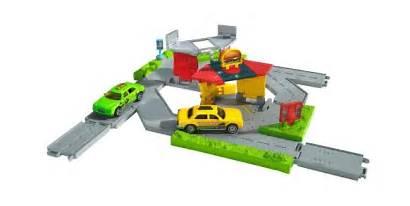 Matchbox Playset Taxi Links Workday Roadways Burger