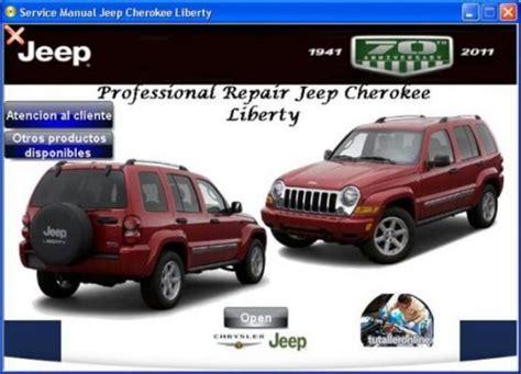 manual de taller y reparacion jeep liberty 2002 2007