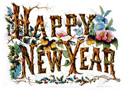Free New Year Clip Art Pictures