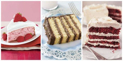 recipes for cake 65 best homemade cake recipes how to make an easy cake